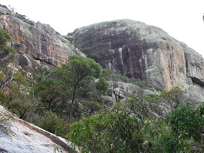 Mount Walsh National Park - ACT Tourism