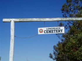 Longreach Cemetery - ACT Tourism