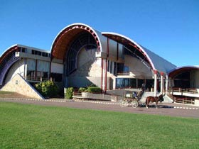 Australian Stockmans Hall of Fame and Outback Heritage Centre - ACT Tourism