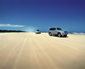 75 Mile Beach - ACT Tourism