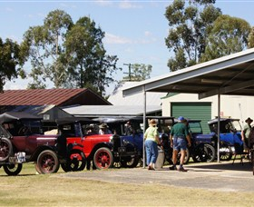 Millmerran Museum and Tourist Information Centre - ACT Tourism