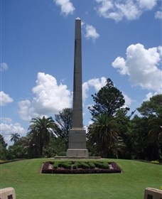 Rockhampton War Memorial - ACT Tourism