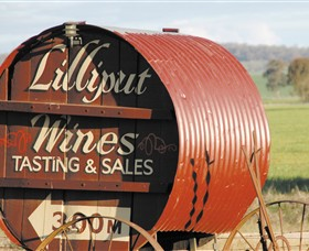 Lilliput Wines - ACT Tourism