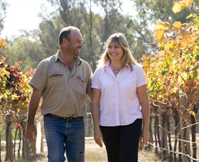 Lake Moodemere Vineyards - ACT Tourism