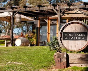 Saint Regis Winery Food  Wine Bar - ACT Tourism