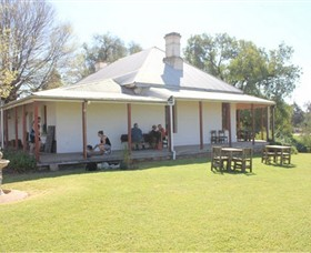 Byramine Homestead And Brewery - ACT Tourism