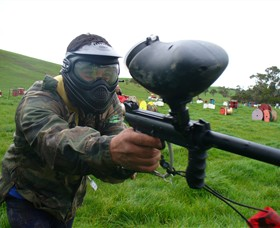 Bass Coast Paintball - ACT Tourism
