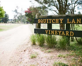 Squitchy Lane Vineyard - ACT Tourism