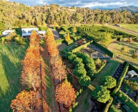 High Country Maze - ACT Tourism