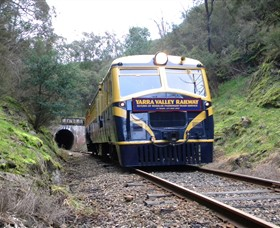 Yarra Valley Railway - ACT Tourism