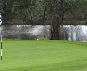 Hepburn Springs Golf Club - ACT Tourism