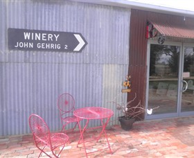 John Gehrig Wines - ACT Tourism
