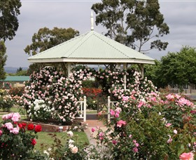 Morwell Centenary Rose Garden - ACT Tourism