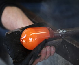 Healesville Glass Blowing Studio - ACT Tourism