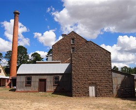 Andersons Mill Smeaton Historic Area - ACT Tourism