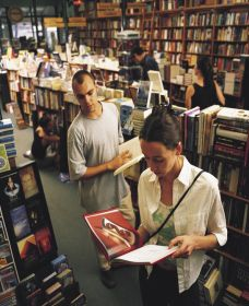 Gleebooks - ACT Tourism