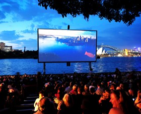 St George Open Air Cinema - ACT Tourism