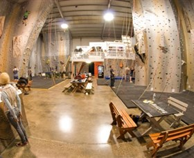 Hangdog Climbing Gym - ACT Tourism