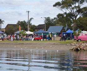 Greenwell Point Riverside Markets - ACT Tourism