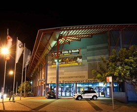 WIN Entertainment Centre - ACT Tourism