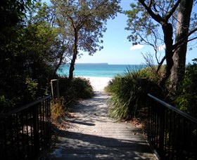 Greenfields Beach - ACT Tourism