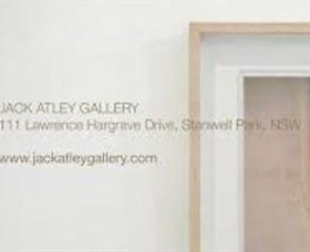 Jack Atley Gallery - ACT Tourism
