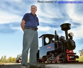 Penwood Miniature Railway - ACT Tourism