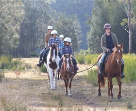 Horse Riding at Oaks Ranch and Country Club - ACT Tourism