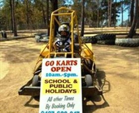 GTS Dirt Karts - ACT Tourism