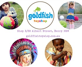 Goldfish Toy Shop - ACT Tourism