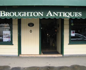 Broughton Antiques - ACT Tourism