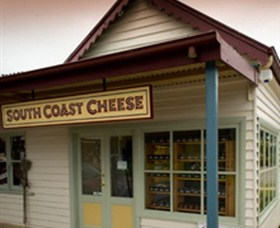 South Coast Cheese - ACT Tourism