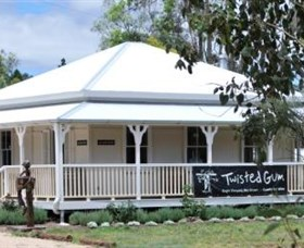 Twisted Gum Wines - ACT Tourism