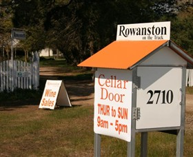 Rowanston on the Track Winery  Bed and Breakfast - ACT Tourism