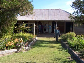 Boondooma Homestead - ACT Tourism