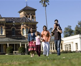 Rippon Lea House and Gardens - ACT Tourism