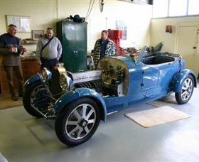 Binalong Motor Museum - ACT Tourism