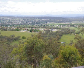 McIlveen Park Lookout - ACT Tourism