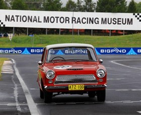 National Motor Racing Museum - ACT Tourism