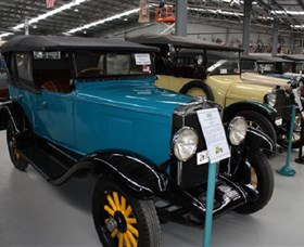 National Transport Museum - ACT Tourism