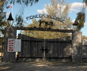 Inverell Pioneer Village - ACT Tourism