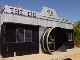 The Big Camera - Photographic Museum - ACT Tourism