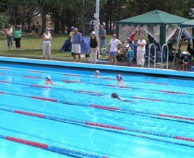 Yass Olympic Swimming Pool - ACT Tourism