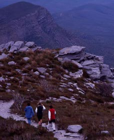 Bluff Knoll Stirling Range National Park - ACT Tourism