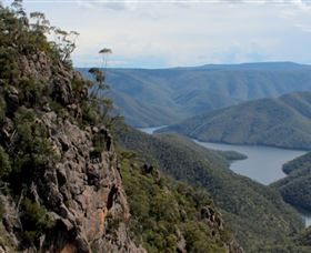 Landers Falls Lookout - ACT Tourism