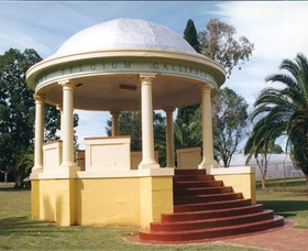 Kingaroy Soldiers Memorial Rotunda - ACT Tourism