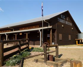 South Burnett Region Timber Industry Museum - ACT Tourism