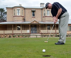 Lithgow Golf Club - ACT Tourism