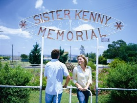 Sister Kenny Memorial - ACT Tourism