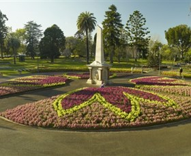 Queens Park Toowoomba - ACT Tourism